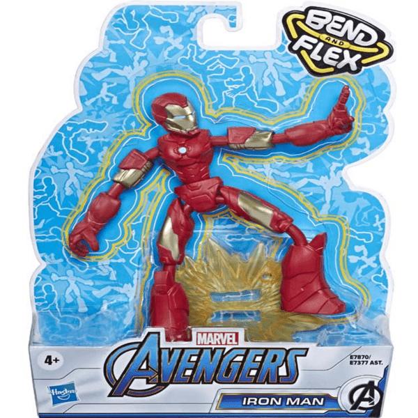 Avengers Bend And Flex Iron Man 1