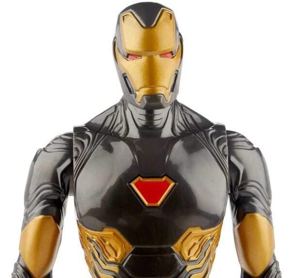 Avengers Titan Hero Gold Iron Man
