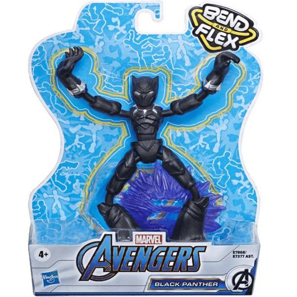 Bend Flex Black Panther