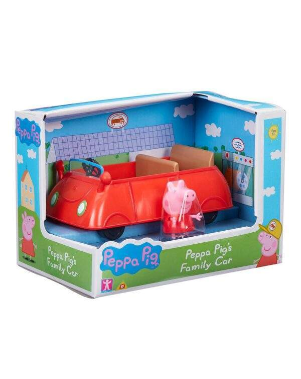 PEPPA PIG VEHICLES Family Car