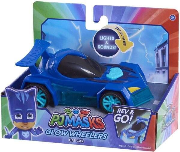 PJ Masks Glow Wheelers Cat Car
