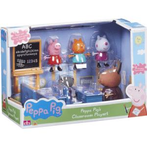 Peppa Pig Klassrum leksak