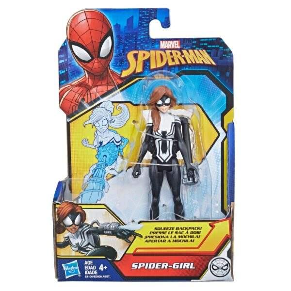 Spiderman Spider Girl