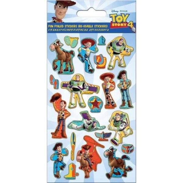Toy story 4 foil