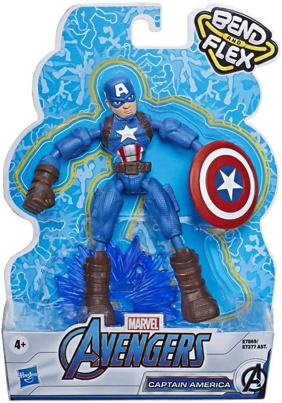 avengers bend and flex ast wholesale 49865
