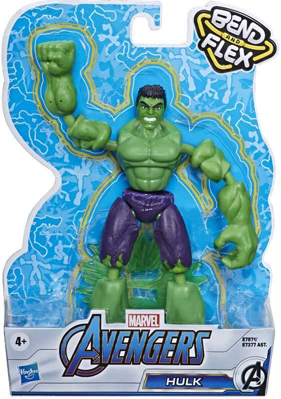 avengers bend and flex ast wholesale 49867