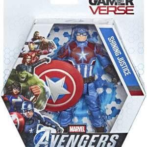 avengers game 6in figure cap wholesale 52313