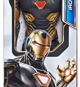 avengers titan hero figure blk gold iron man wholesale 47203 1