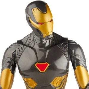avengers titan hero figure blk gold iron man wholesale 47205