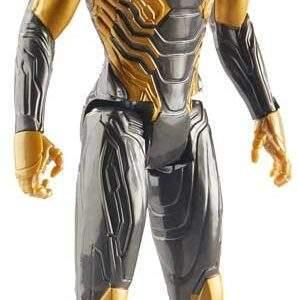 avengers titan hero figure blk gold iron man wholesale 47211