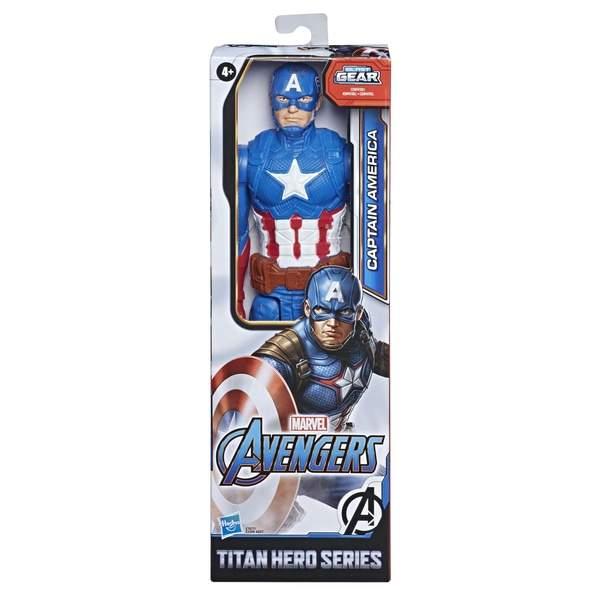 avengers titan hero series captain america