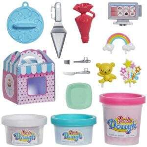 barbie cake bakery playset with baker doll wholesale 33639