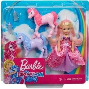 barbie dreamtopia doll and unicorns wholesale 46695
