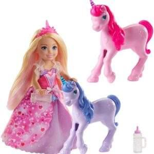 barbie dreamtopia doll and unicorns wholesale 46697