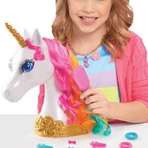 barbie dreamtopia unicorn styling head wholesale 25217
