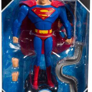 dc animated 7 inch superman w1 wholesale 50051