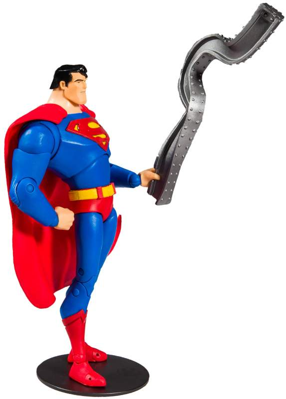dc animated 7 inch superman w1 wholesale 50057
