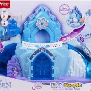 disney frozen elsas ice palace by little people wholesale 43095