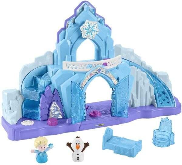 disney frozen elsas ice palace by little people wholesale 43097