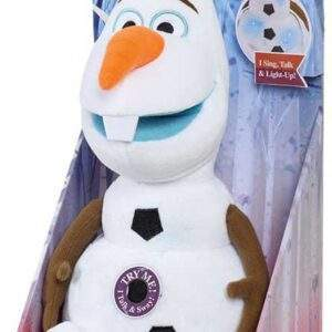 frozen 2 sing and swing olaf plush wholesale 43531