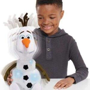 frozen 2 sing and swing olaf plush wholesale 43533