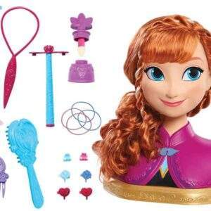 frozen deluxe anna styling head wholesale 43509 1