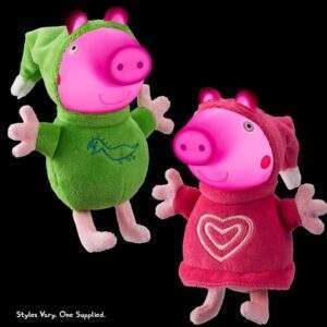 glow friends peppa pig and friends wholesale 30111