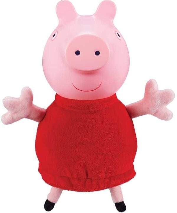 peppa pig glow friends talking glow peppa pig wholesale 30687