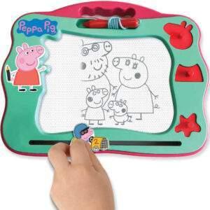 peppa pig travel magnetic scribbler wholesale 54773