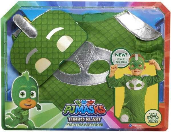 pj masks turbo blast costume set gekko wholesale 54493