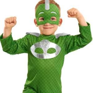 pj masks turbo blast costume set gekko wholesale 54495