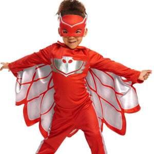 pj masks turbo blast costume set owlette wholesale 54607