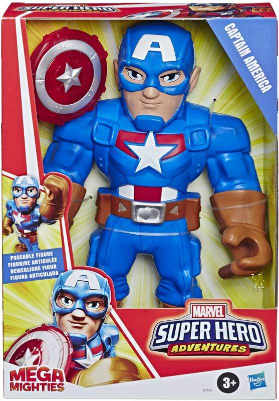 sha captain america mega mighties wholesale 51783