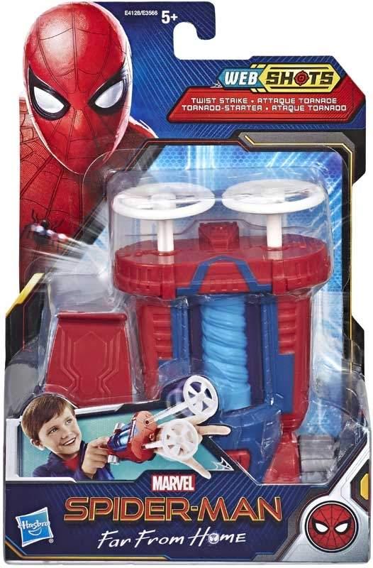 spiderman web shooter gear ast wholesale 36215