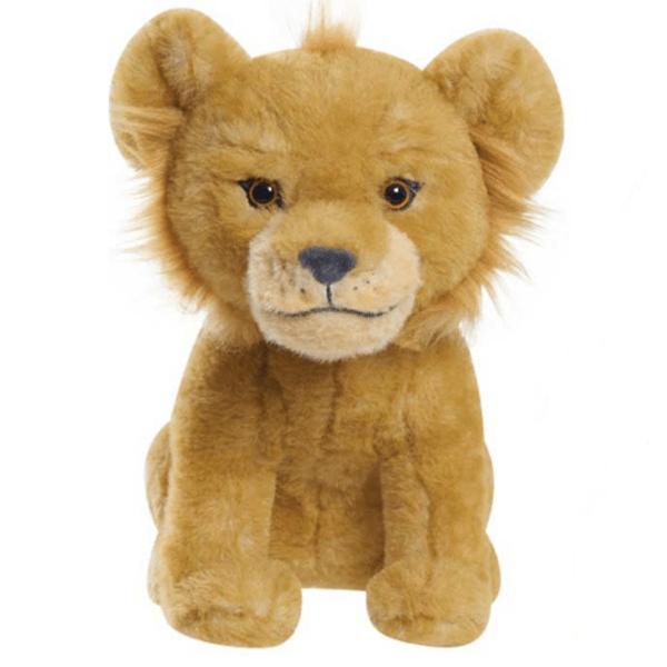 Lion King Live Action Bean Plush Simba
