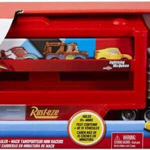 cars mini racer mack truck transporter wholesale 53551