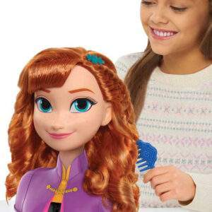 frozen 2 anna styling head wholesale 54667